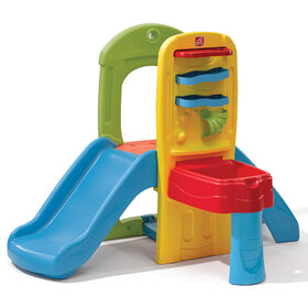 Play Ball Fun Climber with 2 Slides