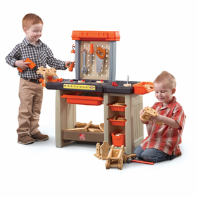 Handyman Workbench (Orange)