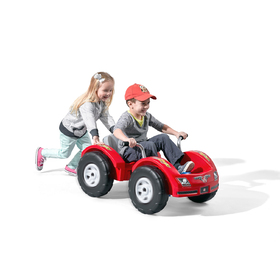 Zip N Zoom Pedal Car