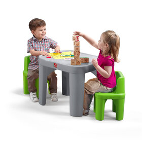 Mighty My Size Table & Chair Set